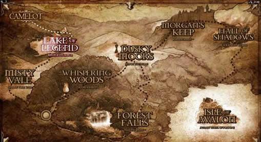 冒険の地図