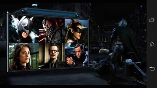 バットマンのエクストラブラストワイルド