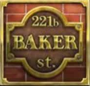 ベイカー街221bのロゴ