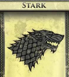 スターク家の紋章