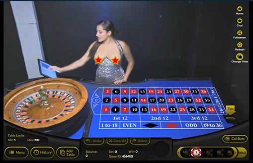 トップレスカジノ