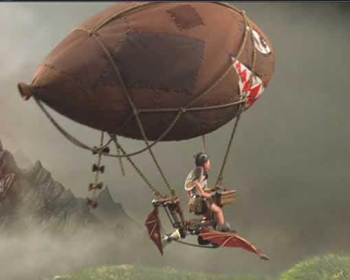 人力飛行船