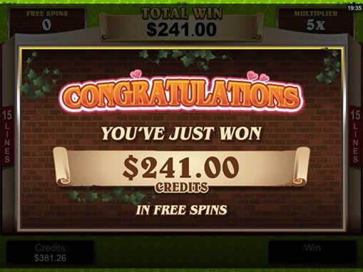 $241獲得