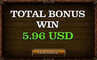 $5.96獲得