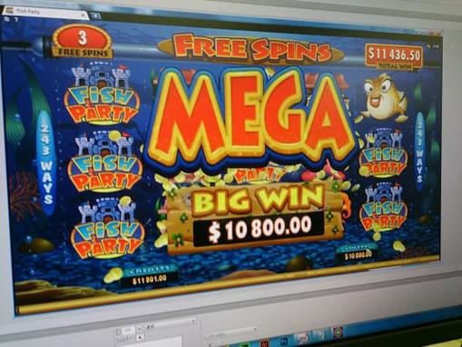 10000ドル勝利