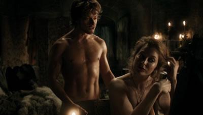 Game of Thronesの濡れ場
