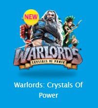 ワーローズ:クリスタルズ・オブ・パワー