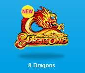 エイト・ドラゴンズをプレイ