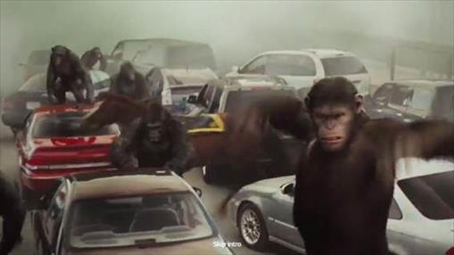 猿の惑星の原作ムービー