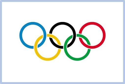 オリンピックの国旗?
