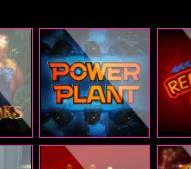 パワープラントをプレイ