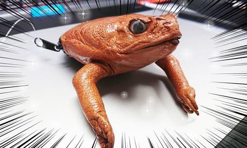 カエルの財布