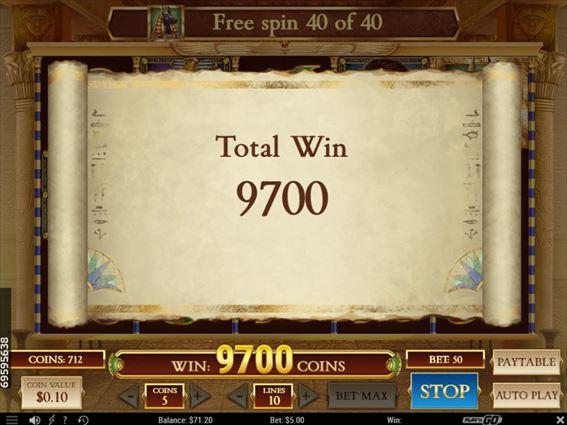 970ドルの大勝利