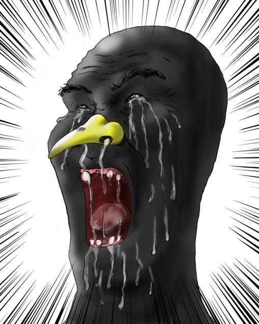 漫画太郎ペンギン