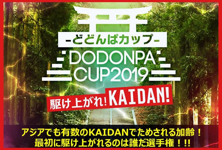 どどんぱカップ2019