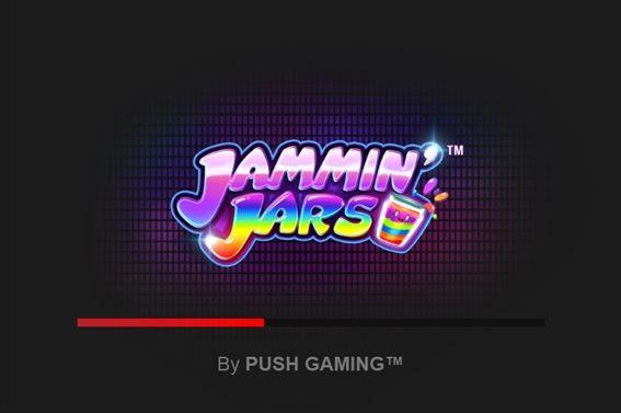 JAMMIN' JARSのいきなりボーナス