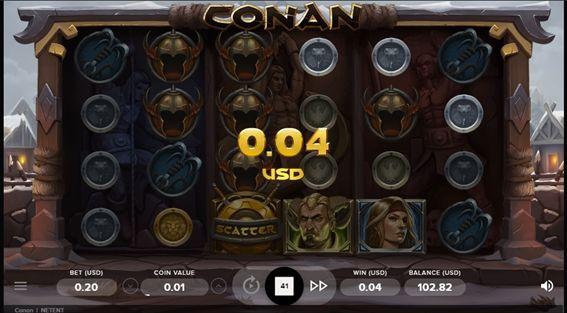 CONANペイアウト$0.04