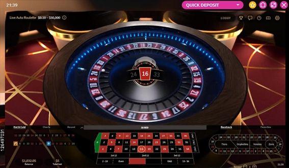 次の課題は「ルーレットの1点賭けで36倍配当ゲット」