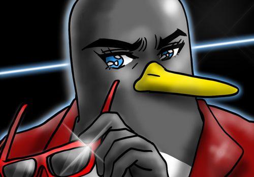 サモナーなペンギンさん