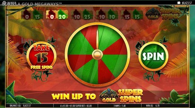 ノーマルフリースピンはギャンブルで回数を増やせる