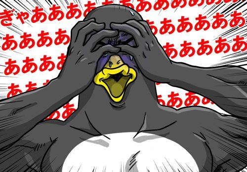 ムスカ大佐なペンギンさん