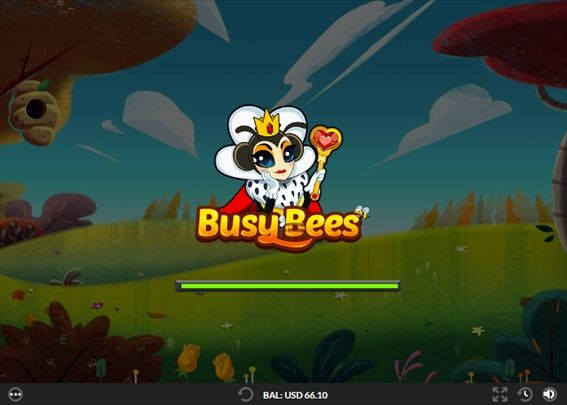 Busy Beesに移動