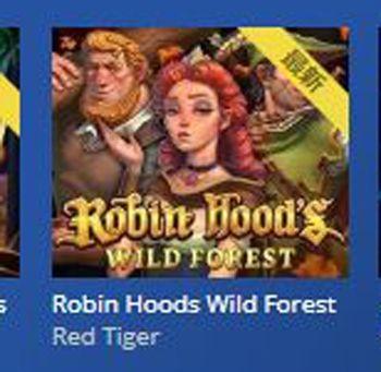 新スロ『Robin Hoods Wild Forest』