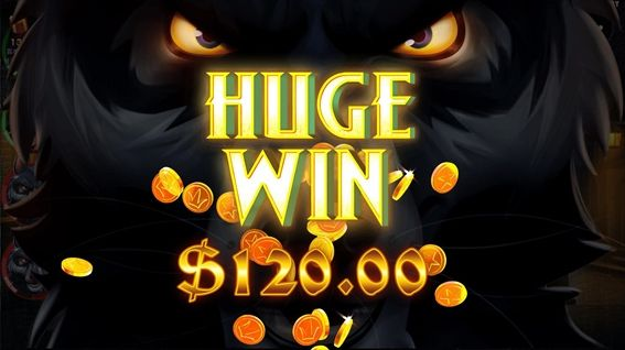 HUGEWIN$120.00