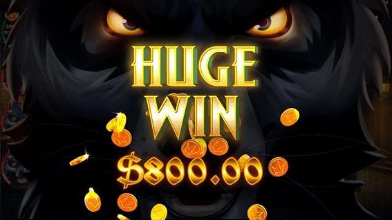 HUGEWIN$800.00