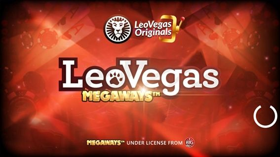 LeoVegas MEGAWAYSイントロ