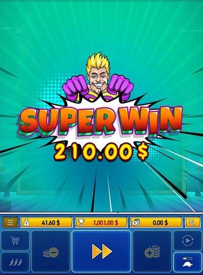 SUPERWIN$210.00