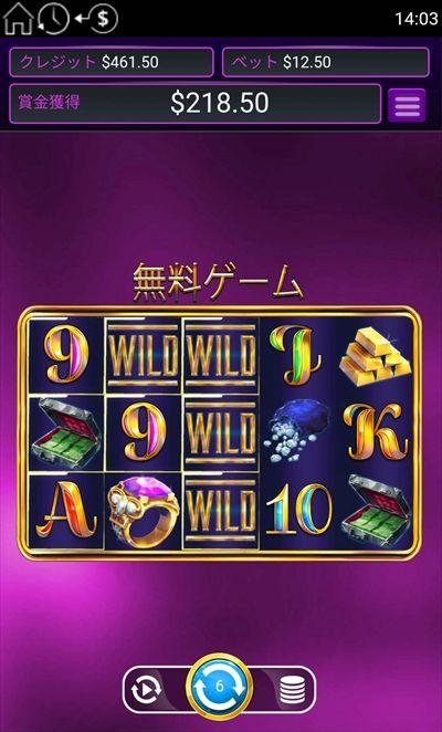 WILD4つ