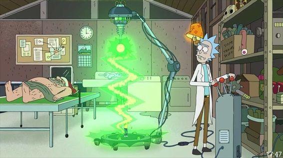 博士の実験室