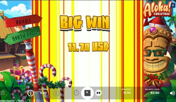 BIGWIN11.70獲得