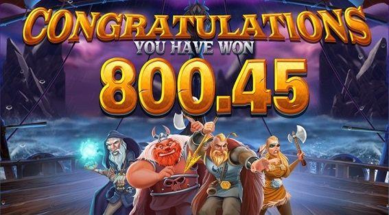 800.45獲得