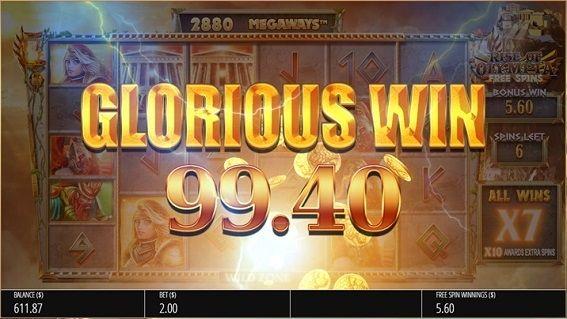 GLORIOUSWIN99.40
