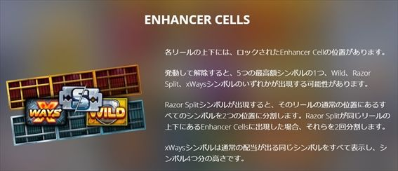 ENHANCER CELLS