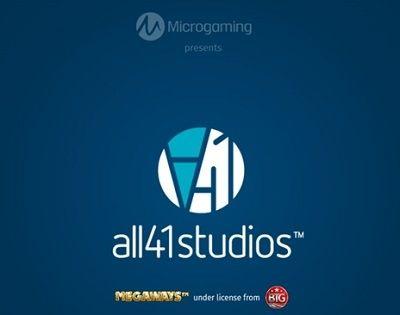 all41studiosロゴ
