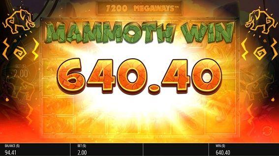 640.40獲得