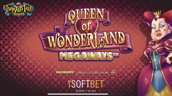 Queen Of Wonderlandタイトル