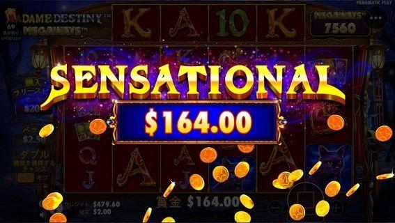 SENSATIONAL$164.00