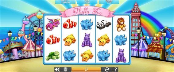 Fluffy Tooプレイ画面
