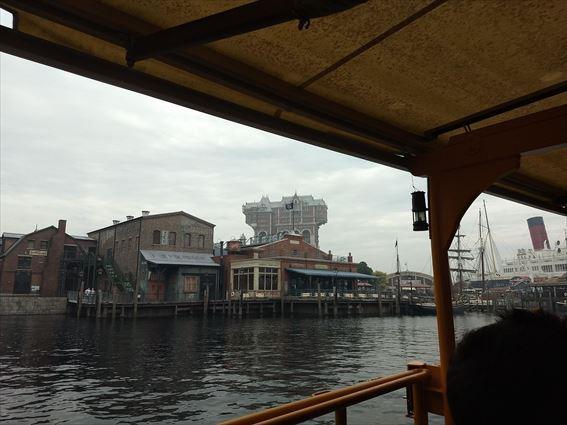 小型蒸気船