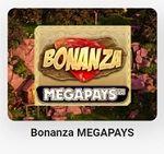 BONANZA - Megapays