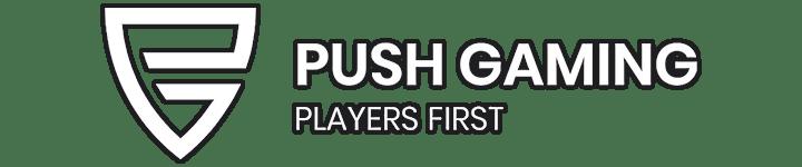 プッシュゲーミングのロゴ
