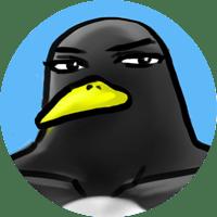 往生ペンギン