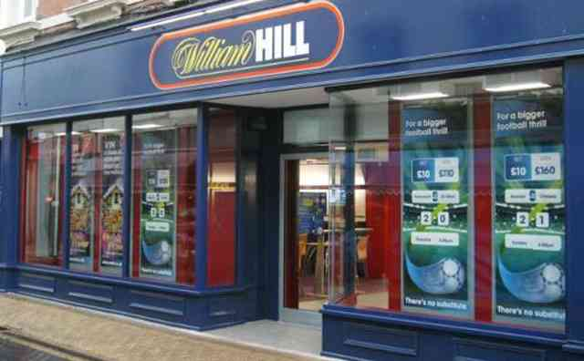 ウィリアムヒルの店舗